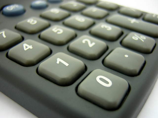 calculator for your budget